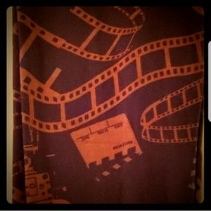 LuLaRoe Film Style Leggings